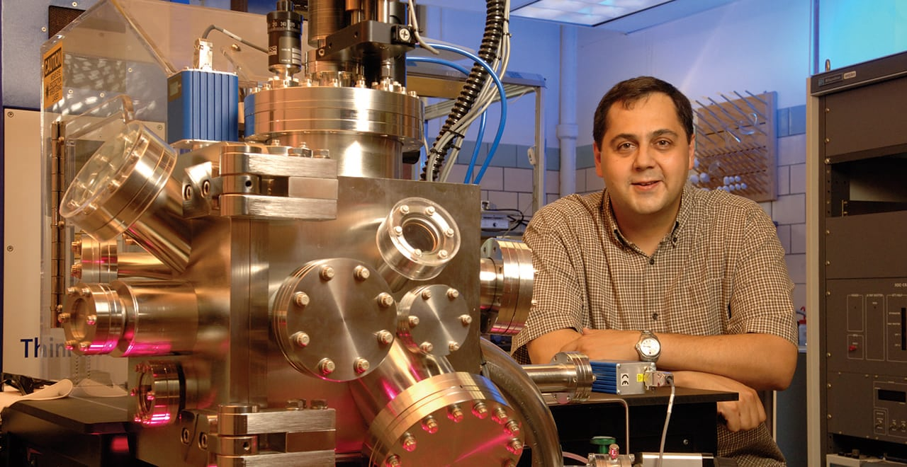 Earn Your Master of Science in Physics at Seton Hall University