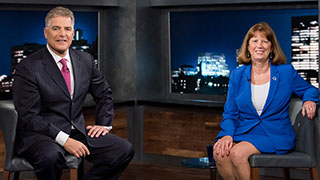 Maureen Gillette on Steve Adubato