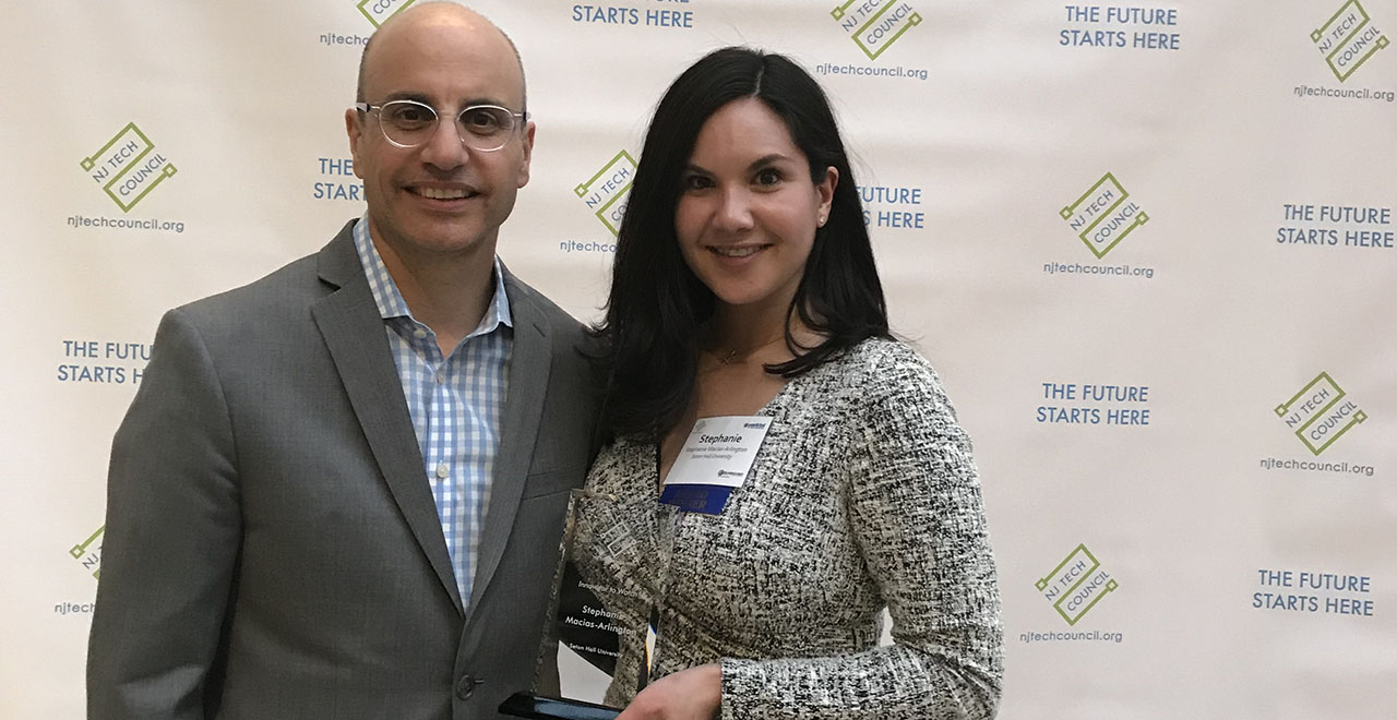 Unanue Latino Institute Executive Director, Stephanie Macias-Arlington, One of 2018's Top Innovators to Watch.