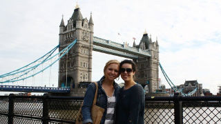 Summer Students Studying Abroad in London