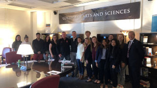 Arts and Sciences Cohort's Lunch and Learn